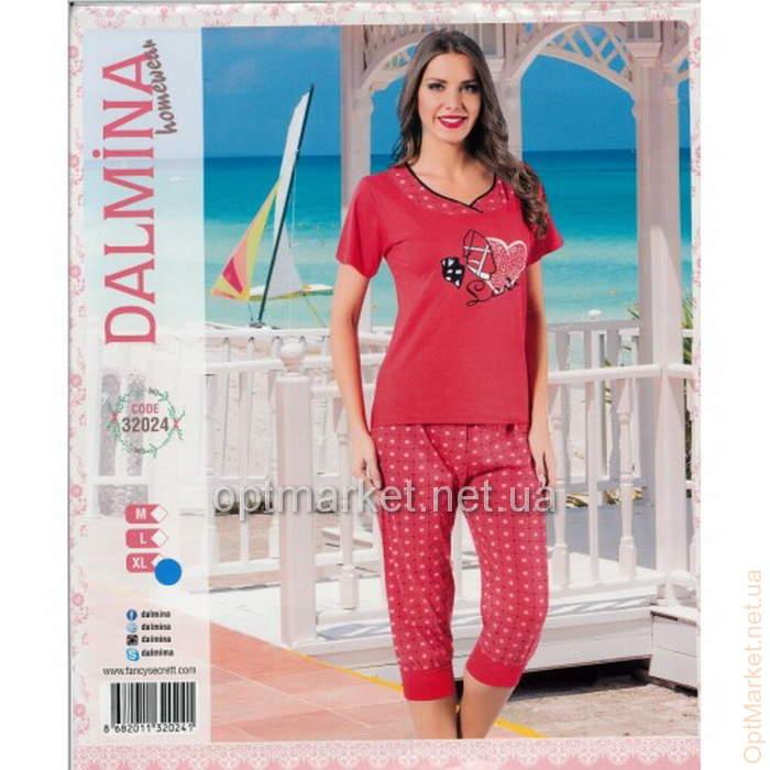 ed03e514a3f1 Купить пижама женская dalmina 32024 оптом в Украине   Цена 119,14 ...